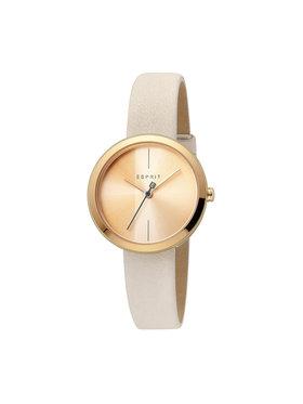 Esprit Esprit Zegarek ES1L114L0055 Beżowy