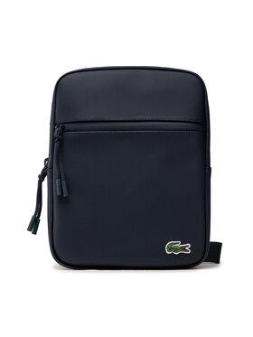 Lacoste Lacoste Sacoche M Flat Crossover Bag NH3308LV Bleu