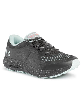 Under Armour Under Armour Boty Ua W Charged Bandit Trail 3021968-100 Šedá