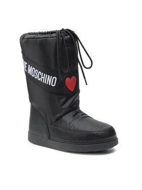 LOVE MOSCHINO LOVE MOSCHINO Sniego batai JA24032G1DISA000 Juoda