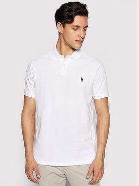 Polo Ralph Lauren Polo Ralph Lauren Polo Core Replen 710666998 Λευκό Custom Slim Fit