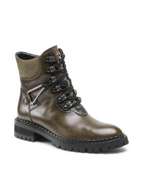 Eva Minge Eva Minge Outdoorová obuv EM-21-10-001295 Zelená