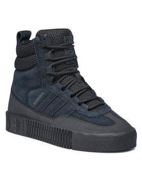 adidas adidas Pantofi Samba Boot W GZ8107 Negru