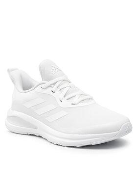 adidas adidas Pantofi FortaRun K GZ0201 Alb