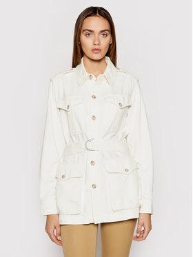 Polo Ralph Lauren Polo Ralph Lauren Kurtka jeansowa 211834032001 Biały Regular Fit