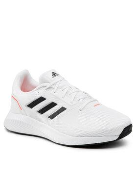 adidas adidas Boty Runfalcon 2.0 G58098 Bílá
