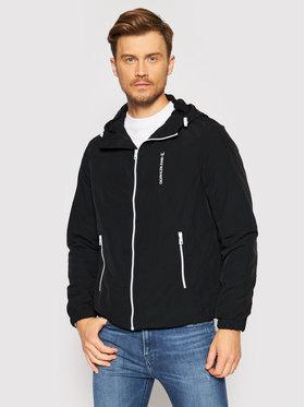 Calvin Klein Jeans Calvin Klein Jeans Átmeneti kabát J30J317528 Fekete Regular Fit