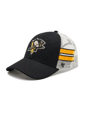 47 Brand 47 Brand Cap Pittsburgh Penguins H-WILIS15WMP-BK Schwarz