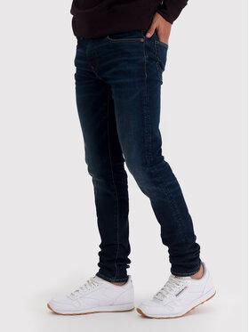 American Eagle American Eagle Jeansy 011-1112-5982 Granatowy Super Skinny Fit