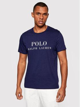 Polo Ralph Lauren Polo Ralph Lauren T-Shirt Crw 714830278008 Dunkelblau Regular Fit