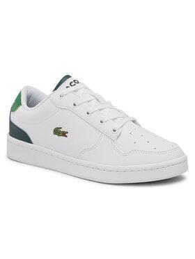 Lacoste Lacoste Sneakersy Masters Cup 0721 1 Suj 7-41SUJ00111R5 Biela
