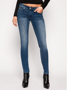 Tommy Jeans Tommy Jeans Jeansy Slim Fit Low Rise Skinny Sophie Nmst DW0DW04407 Tmavomodrá Slim Fit