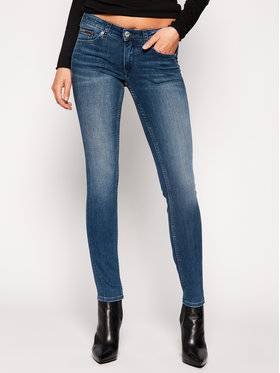 Tommy Jeans Tommy Jeans Slim Fit farmer Low Rise Skinny Sophie Nmst DW0DW04407 Sötétkék Slim Fit