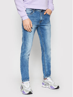 Pepe Jeans Pepe Jeans Farmer Finsbury PM200338 Kék Skinny Fit