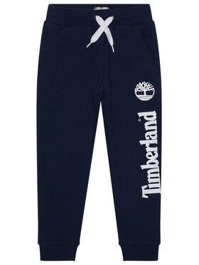 Timberland Timberland Pantaloni da tuta T24B05 S Blu scuro Regular Fit