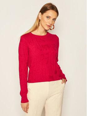 Desigual Desigual Пуловер Melisa 20WWJFB5 Розов Regular Fit