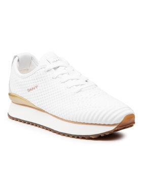 Gant Gant Sneakersy Bevina 22539594 Biały