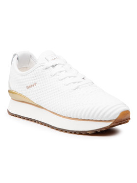 Gant Gant Sneakersy Bevina 22539594 Biela