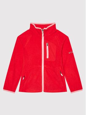 Columbia Columbia Polár kabát Fast Trek™ 1887852 Piros Regular Fit