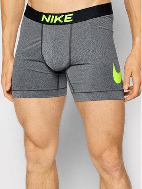 Nike Nike Boxerky Essential Micro 0000KE1091 Šedá
