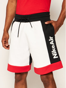 NIKE NIKE Спортни шорти Nike Air CJ4832 Цветен Standard Fit