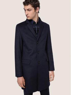 Hugo Hugo Demisezoninis paltas Migor2041 50438437 Tamsiai mėlyna Slim Fit
