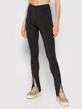 Calvin Klein Calvin Klein Pantaloni di tessuto Technical K20K203151 Nero Skinny Fit