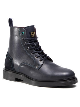 G-Star Raw G-Star Raw Cizme Vacum Boot D18086-9239-8170 Bleumarin
