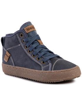Geox Geox Sneakersy J Alonisso B. G J942CG 0CL10 C4002 M Tmavomodrá