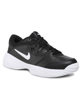 Nike Nike Topánky Jr Court Lite 2 CD0440 004 Čierna