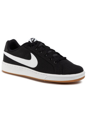 Nike Nike Chaussures Court Royale Canvas AA2156 005 Noir