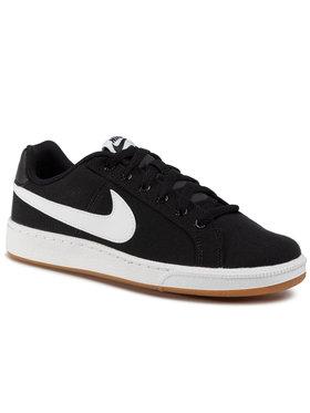 Nike Nike Cipő Court Royale Canvas AA2156 005 Fekete