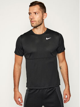 NIKE NIKE T-shirt technique Breath'e Running CJ5332 Noir Regular Fit