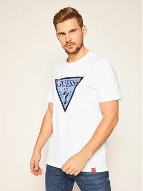 Guess Guess T-Shirt Monster M0YI51 I3Z00 Weiß Regular Fit
