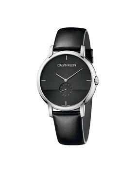 Calvin Klein Calvin Klein Часовник Lady K9H2Y1C1 Черен