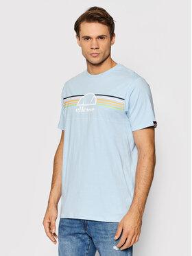 Ellesse Ellesse T-Shirt Lentamente SHJ11918 Blau Regular Fit