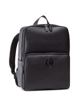 Trussardi Trussardi Σακίδιο Pre Business Backpack 71B00249 Μαύρο
