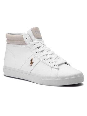 Polo Ralph Lauren Polo Ralph Lauren Sneakersy Shaw 816749370002 Biały