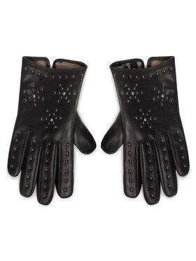 Gino Rossi Gino Rossi Dámske rukavice AR0196-000-OG00-9900-T Čierna