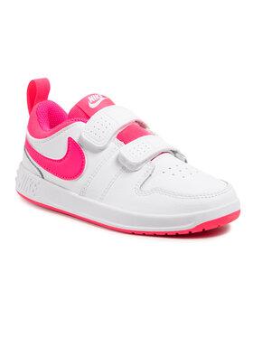 Nike Nike Boty Pico 5 (PSV) AR4161 104 Bílá