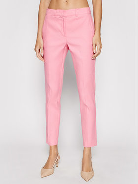 Marella Marella Pantalon en tissu Thomas 31310912 Rose Regular Fit