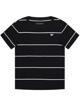 Emporio Armani Emporio Armani T-Shirt 3H4T69 1JEQZ F908 Dunkelblau Regular Fit