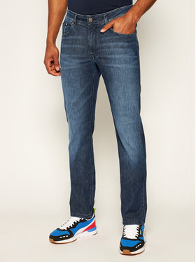 KARL LAGERFELD KARL LAGERFELD Regular Fit Jeans 5-Pocket 265840 501833 Dunkelblau Regular Fit