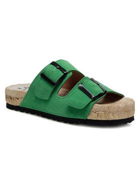 Manebi Manebi Espadrilės Nordic Sandal M 3.7 R0 Žalia