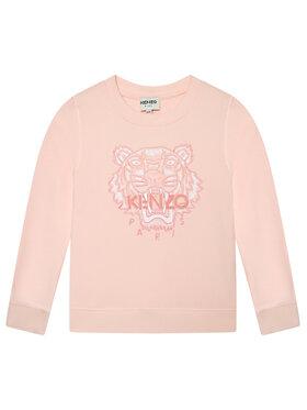 Kenzo Kids Kenzo Kids Felpa K15072 S Rosa Regular Fit