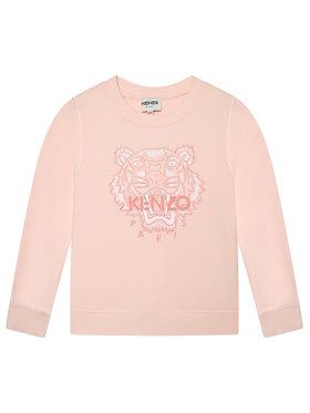 Kenzo Kids Kenzo Kids Majica dugih rukava K15072 S Ružičasta Regular Fit
