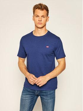 Levi's® Levi's® T-Shirt Ss Original Hmtee 56605-0062 Granatowy Regular Fit