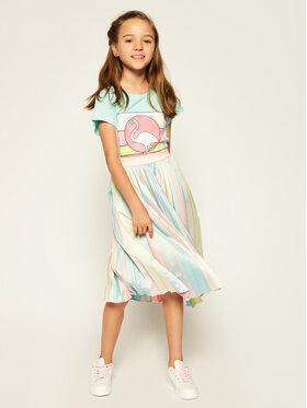 Billieblush Billieblush Fustă U13254 Colorat Regular Fit