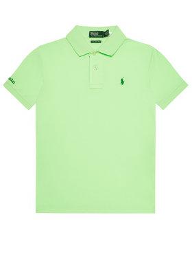 Polo Ralph Lauren Polo Ralph Lauren Polo The Earth 323780773 Πράσινο Regular Fit
