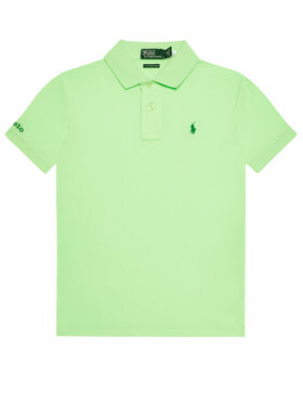 Polo Ralph Lauren Polo Ralph Lauren Pólóing The Earth 323780773 Zöld Regular Fit